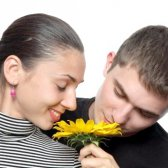 Як дарувати жінці квіти