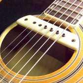 Як встановити звукознімач на гітару