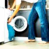 Як прати пуховик в пральній машині