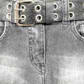 Як повернути джинсам чорний колір
