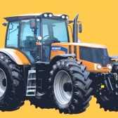Як завести трактор взимку