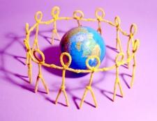 Що таке світове співтовариство