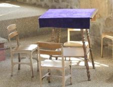 Як декорувати столик