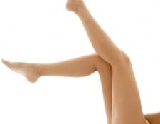 Як домогтися струнких ніг