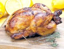 Як готувати курку гриль в мікрохвильовці