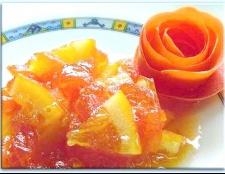 Як готувати варення з яблук і апельсинів