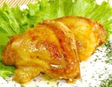 Як готувати смачно курячі стегна