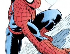 Як грати в картки людина павук герої і лиходії