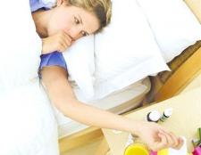 Як лікувати сухий кашель при грипі