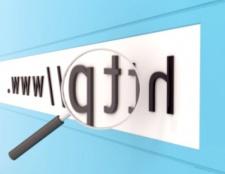 Як знайти свій сайт в пошуковій системі