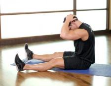 Як накачати шийні м'язи