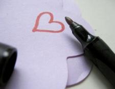 Як написати валентинку