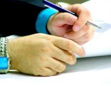 Як написати заяву на звільнення перекладом