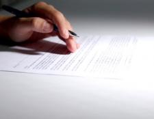Як написати скаргу у кримінальній справі