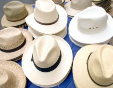 Як намалювати капелюх