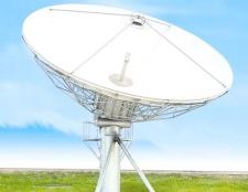 Як налаштувати канал по супутниковій антені