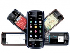Як налаштувати навігатор на Nokia 5800