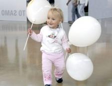 Як навчити малюка ходити