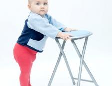 Як навчити дитину швидко ходити