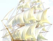 Як навчитися малювати кораблі