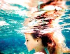 Як навчитися затримувати дихання по водою