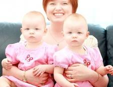 Як назвати дівчаток-близнят
