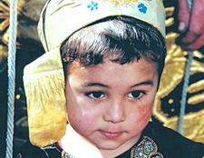 Як назвати хлопчика татарина