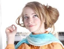 Як носити шарф і хустку