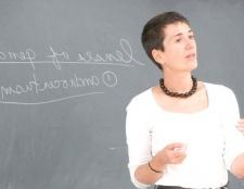 Як узагальнити досвід вчителя