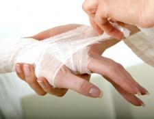 Як обробити гнійну рану