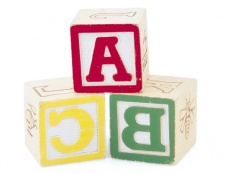 Як навчити дитину абетки