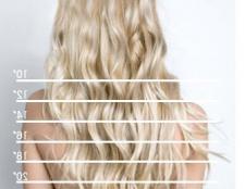 Як визначити довжину волосся