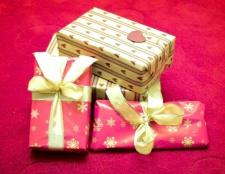 Як організувати вручення подарунка босові