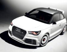 Як відкрити капот Audi