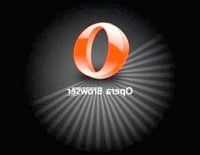 """Як відкривати нове вікно в браузері """"Опера"""""""