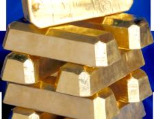 Як відрізнити мідь від золота