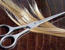 Як відстригти волосся