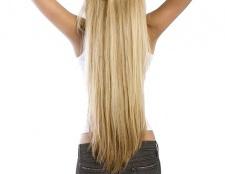 Як пофарбувати кінчики волосся