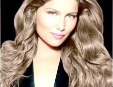 Як пофарбувати волосся в попелясто-русявий