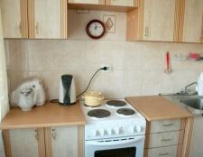 Як покласти кахель на кухні