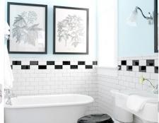 Як покласти плитку на підлогу в туалеті