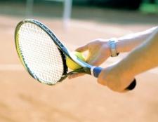 Як отримати розряд з тенісу