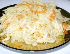 Як посолити смачно капусту