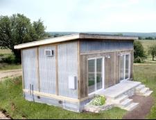 Як побудувати односхилий дах