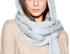 Як пов'язати красиво шарф на голові