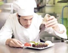 Як підвищити розряд кухаря