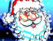 Як привітати Діда Мороза з Новим роком