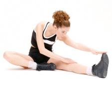 Як надати форму ніг