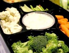 Як приготувати соус до овочів