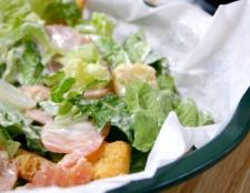 Як приготувати теплий салат